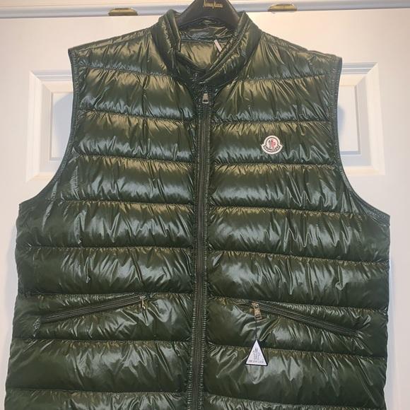 ee194b591 Moncler Men's Vest